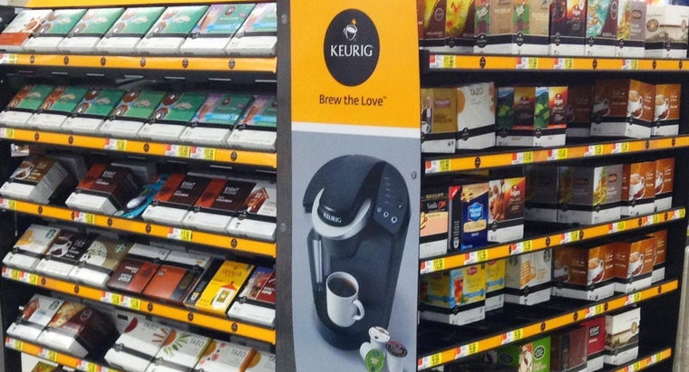 What Brands of Coffee Are Available in K-Cups?