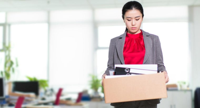 What Should the Format of a Resignation Letter Be?