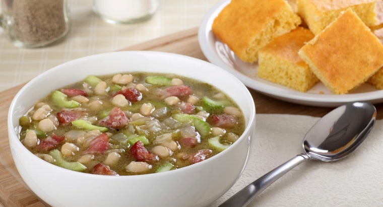 What Is a Good Crock-Pot Recipe for Ham and Bean Soup?