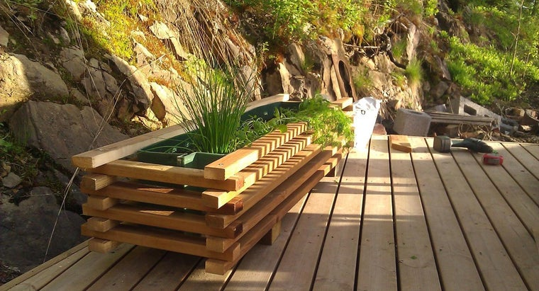 How Can You Find Free Wood Deck Designs?