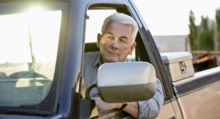 What Are Some of the Questions on a Senior Driving Test?