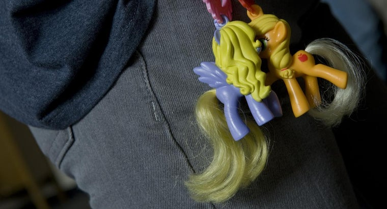 Where Can You Buy Dress-up Accessories for My Little Pony?