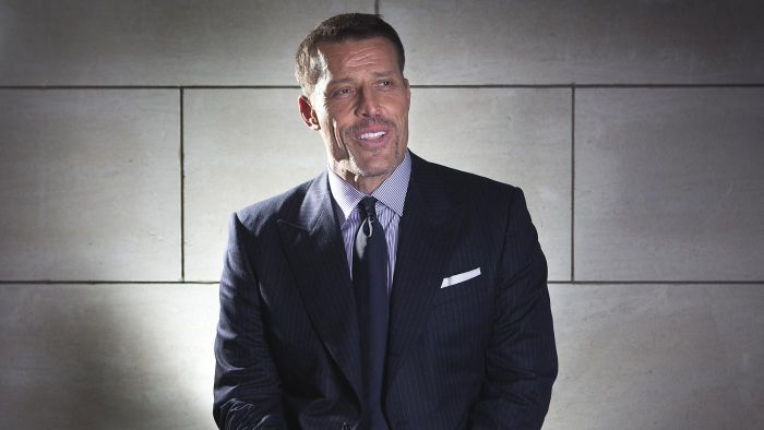 What Are Some of Tony Robbins' Books?
