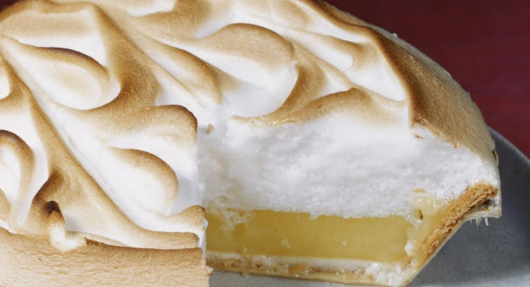 What Is the Recipe for Making Meringue?