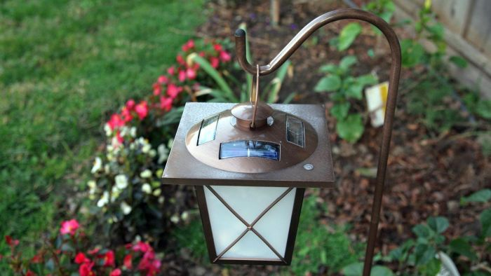 Where Can You Buy Solar-Powered Hanging Garden Lights?
