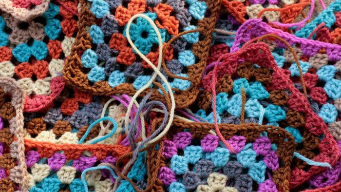 What Are Some Easy Granny Square Patterns?