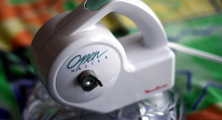 What Should You Look for in a Good Electric Can Opener?