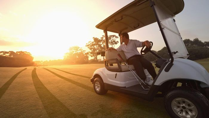 Do Golf Carts Have Serial Numbers?