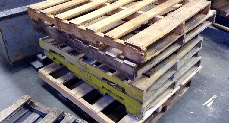 Where Can You Find Free Pallets?