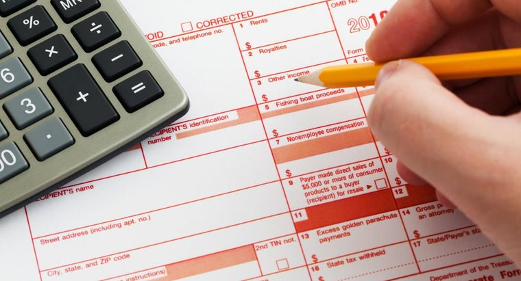 Does the IRS Website Have Free Printable 1099 Forms?