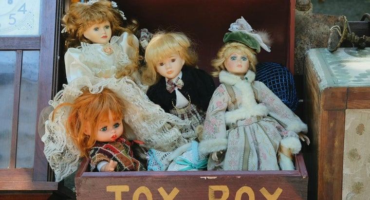 Who Sells Old Dolls?