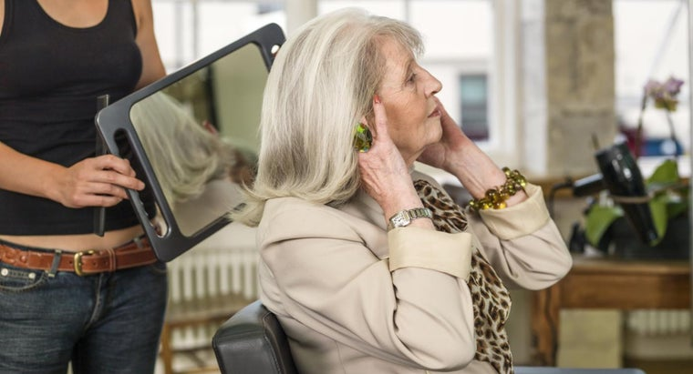 What Are Some Popular Hairdos for Women Over 60?