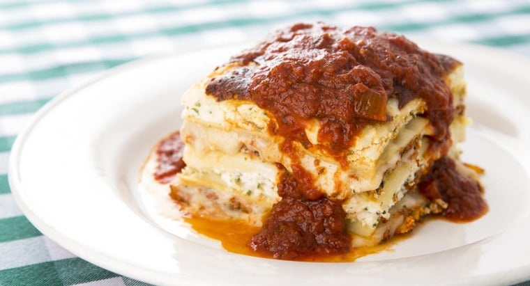 What Are Some Easy Ricotta Lasagna Recipes?