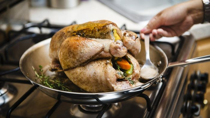 What Is the Recommended Safe Cooked Temperature for Poultry?