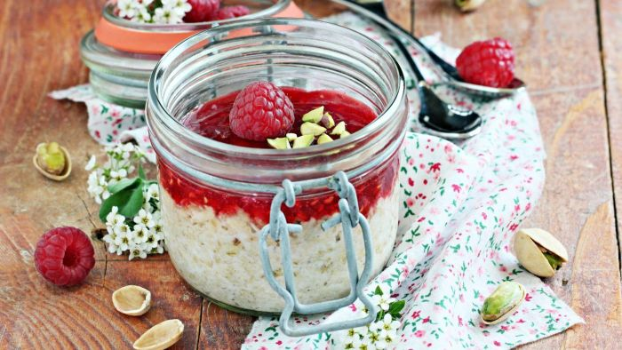 What are overnight oats?