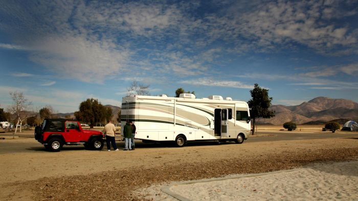What Are Some Vehicles That Can Be Towed by an RV?
