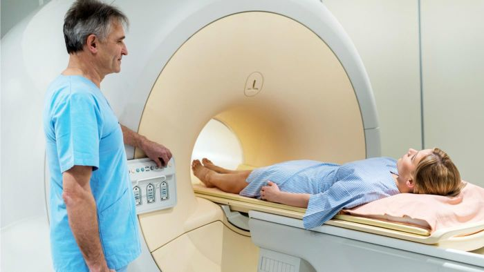 What is an MRI scan like?