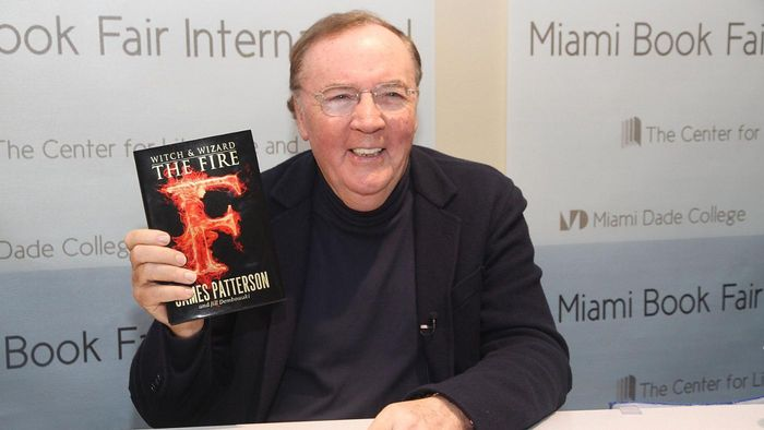 What Are Some Books by James Patterson?