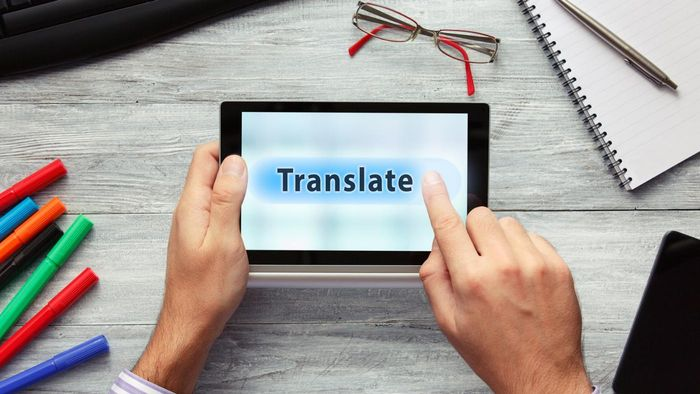 How do you get French translation services?