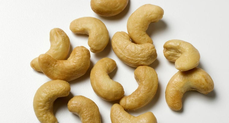 What Are the Health Benefits of Cashews?