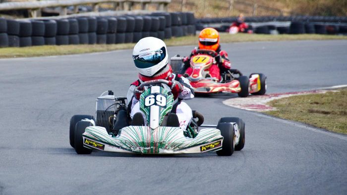 What are popular brands for cheap go-karts?