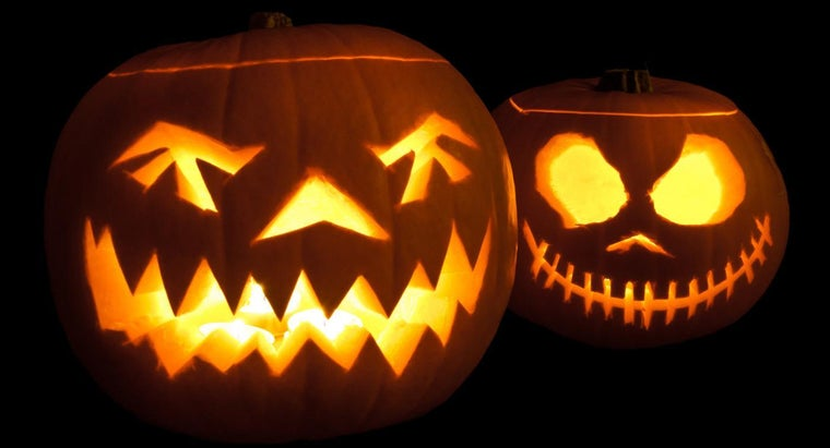 What Are Some Good Jack-O-Lantern Carving Patterns?