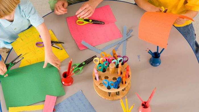 How Do You Choose Art Paper for Kids?
