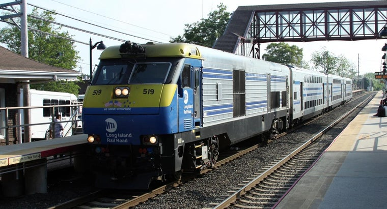 Is the Long Island Railroad Schedule Available Online?