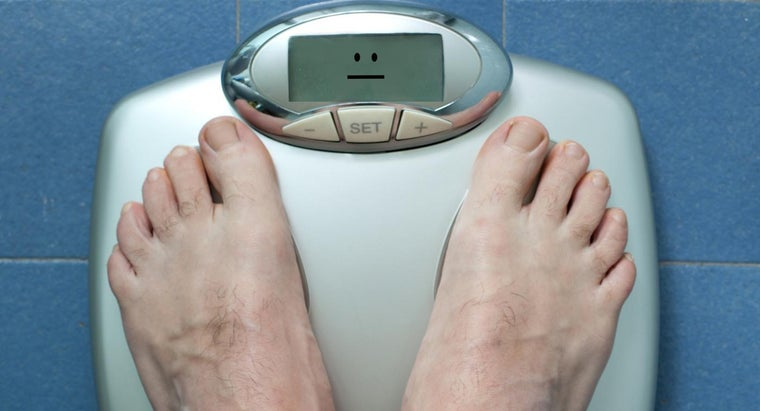 What Is an Acceptable Body Mass Index for Men?