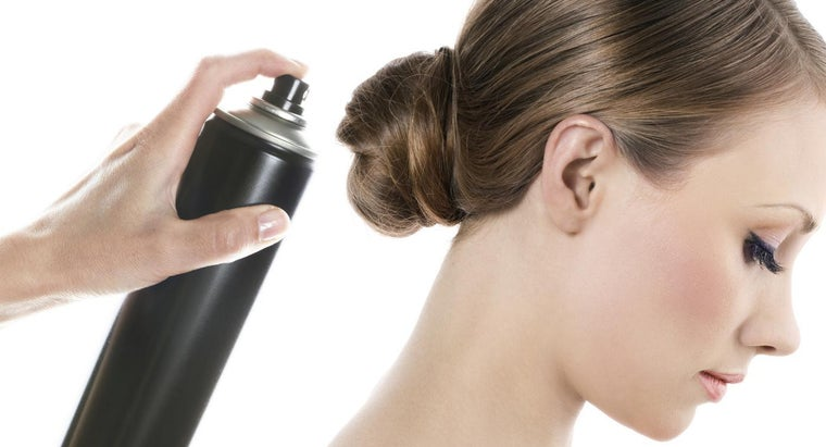 What Are the Advantages of Hairspray Without Alcohol?