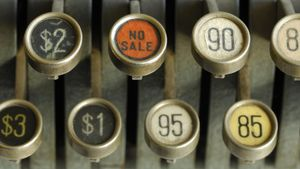 Where can you find collectible cash registers?