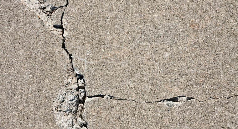 What Can You Use to Fill Cracks in Concrete?
