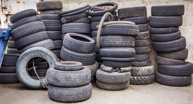 Where Can I Sell Used Tires and Rims?