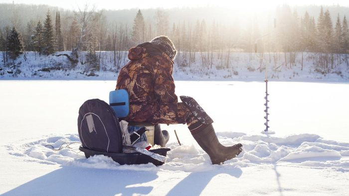 Where Can You Find Ice Fishing Reports for Minnesota?