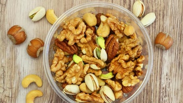 What Are Some Nuts That Are High in Potassium?