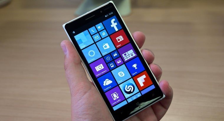 Is the App Store Available on a Windows Phone?