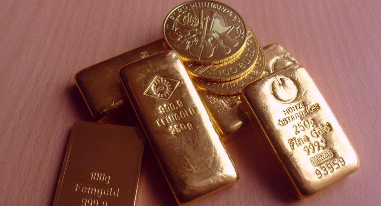 What Are the Properties of Gold?