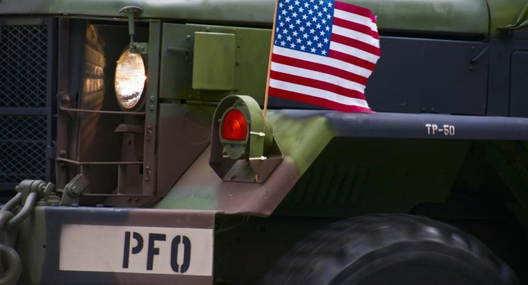 What Are Used Army Jeeps?