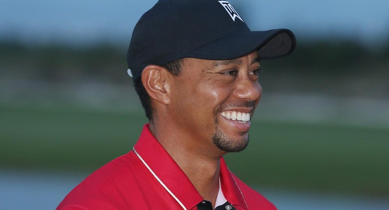 Who Is Tiger Woods?