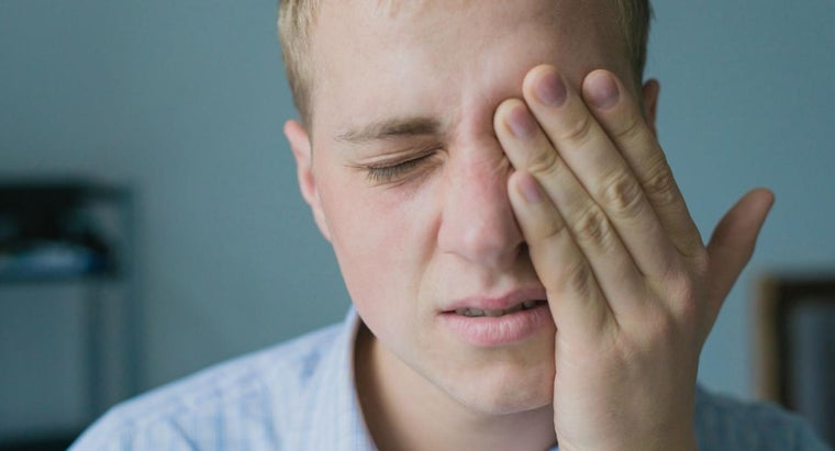 Is a Stye Infection in the Eye a Painful Condition?