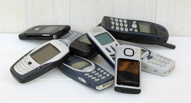 How Do You Donate Your Old Cellphones?