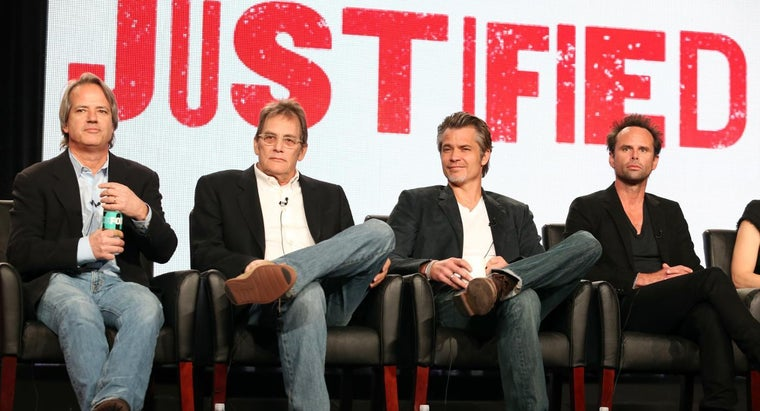 """Where Can You Find the Schedule for the """"Justified"""" TV Show?"""