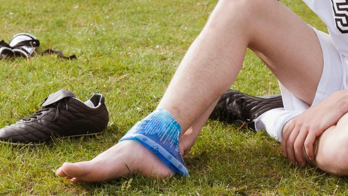 How Do You Treat a Sprained Foot?