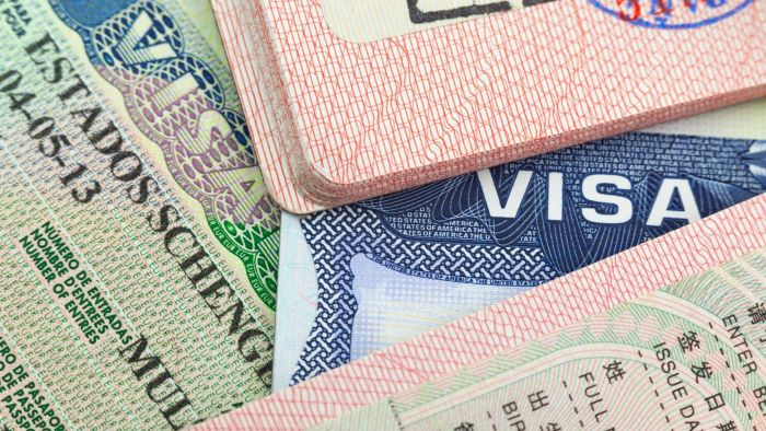 How Do You Obtain a U.S. Work Visa?