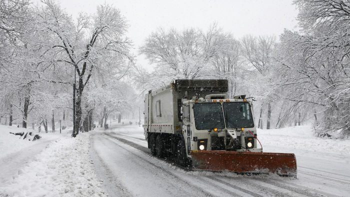Where Can You Find Used Snow Plows for Pickups?