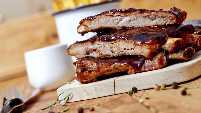 What Is a Good Pork Ribs Marinade Recipe?