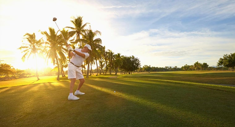 What Are Some Golf Courses That Offer All-Inclusive Golf Packages?