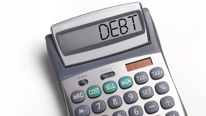 Is the National Debt Projected to Be Greater This Year Than It Was Last Year?
