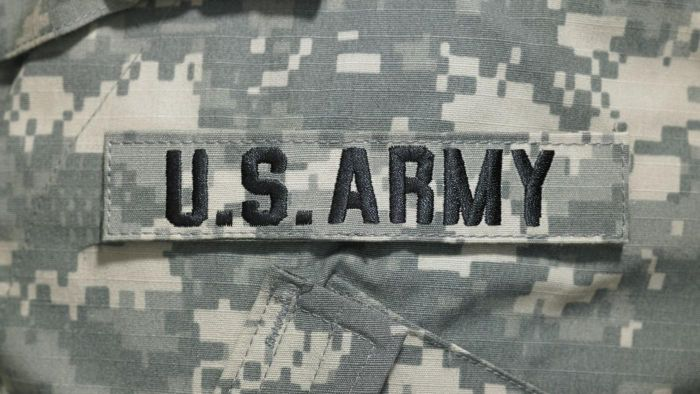 What Does the Official US Army Logo Look Like?
