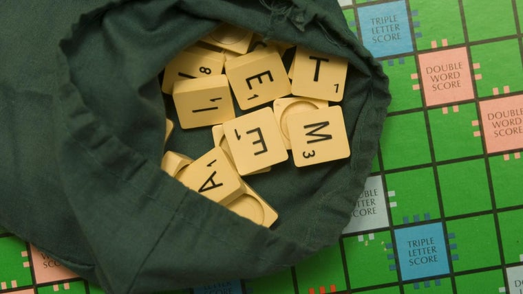 what two letter words starting with v can be used in scrabble